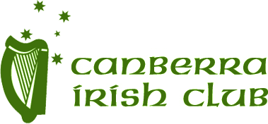 Logo: Canberra Irish Club